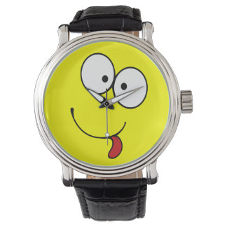 Funny Face Watch