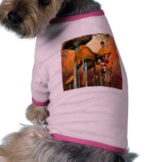 Funny fairy ringer dog shirt