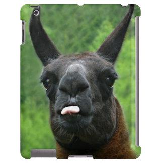 Funny Farm Animal with Attitude Photo iPad Case