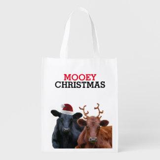 Funny Farm Cattle Mooey Christmas