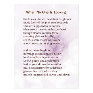 Funny Farm Poem Card #5