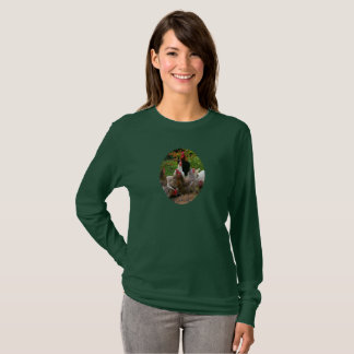 Funny Farmyard Chickens Hens & Rooster Shirt