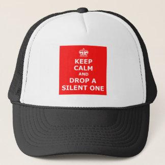 Funny fart trucker hat