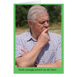 Funny Farter Card