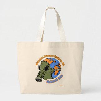 Funny Farting T-shirts Gifts Jumbo Tote Bag