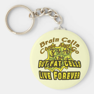 Funny Fat Cells T-shirts Gifts Keychain