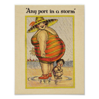Fat Lady Poster 36
