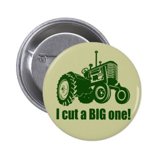 Funny Fathers Day 6 Cm Round Badge