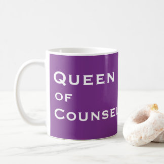Funny Female Counsellor Nickname - Joke Title Coffee Mug