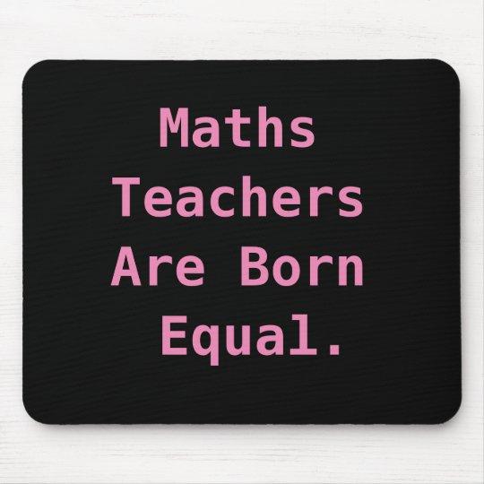 Funny Female Maths Teacher Gift Joke Pun Quote