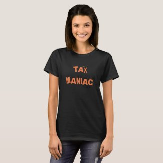 Funny Female Tax Accountant Joke Tax Nickname