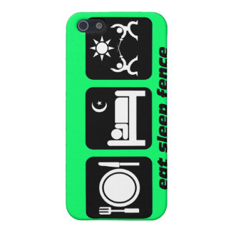 funny fencing case for the iPhone 5