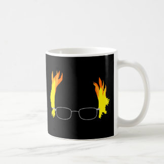 Funny Fiery Hair Bernie Sanders Coffee Mug