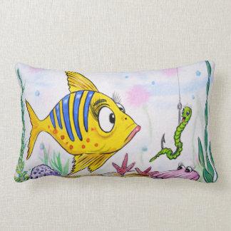 Funny Fish Pillow