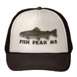 Funny Fisherman  Fish Fear Me
