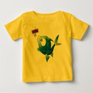 Funny Fishing Fish Baby T-Shirt