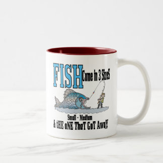 Funny Fishing Mug  Fishing Humor Fishing 3 Sizes