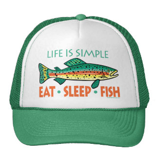Funny Fishing Saying Cap