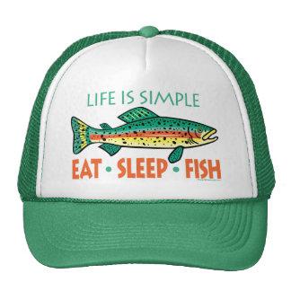 Funny Fishing Saying Cap