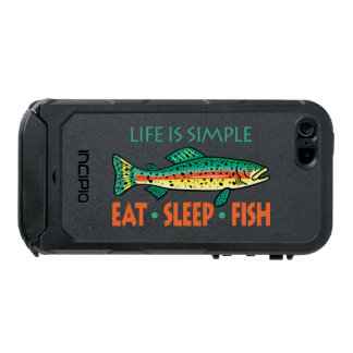 Funny Fishing Saying Incipio ATLAS ID™ iPhone 5 Case