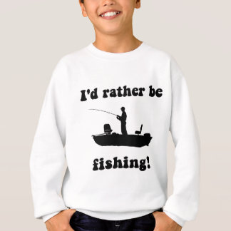 Funny fishing sweatshirt