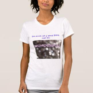 funny, flirty T shirt