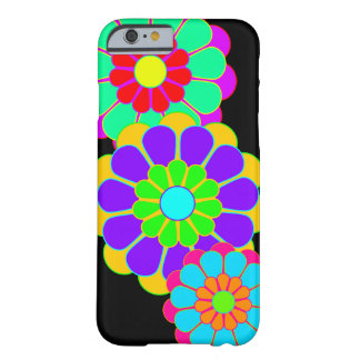 Funny Flower Power Bloom I II III Slim iPhone 6 Case