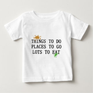 Funny food slogan design shirts