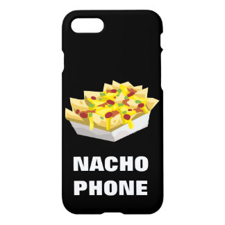 Funny Foodie Pun Nacho Phone iPhone 8/7 Case