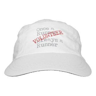 Funny Former Runner Volunteer Hat