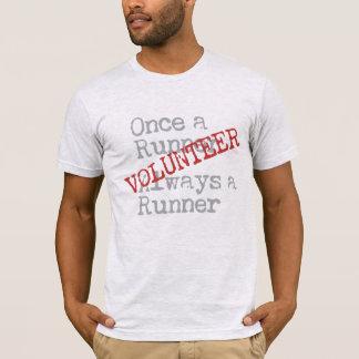 Funny Former Runner Volunteer T-Shirt
