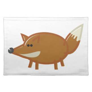 Funny Fox Placemat