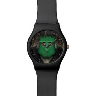 Funny Frankenstein Halloween Costume Watch