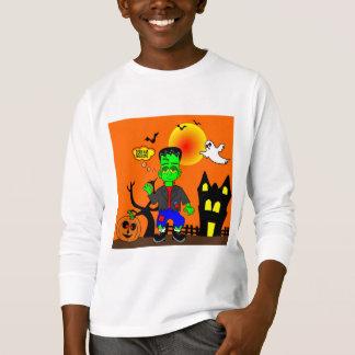 Funny Frankenstein's Monster Image T-Shirt