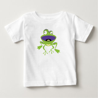 Funny Frog T Shirt