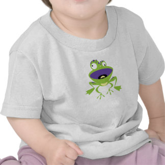 Funny Frog Tees