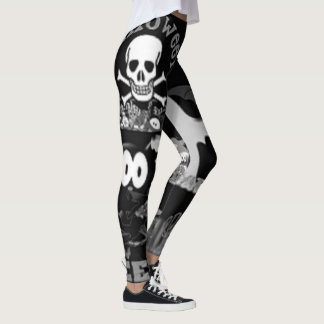 Funny funky fun leggings