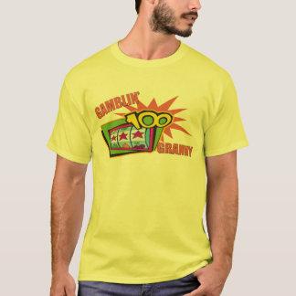 Funny Gambling Granny T-shirts Gifts