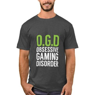 Funny Gamers T-shirt