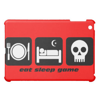 funny gaming iPad mini cover