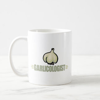 Funny Garlic Coffee Mug