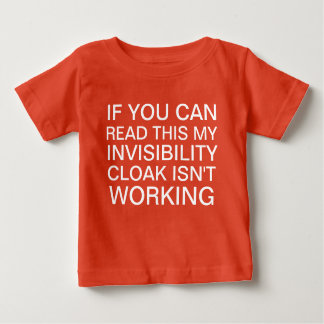 Funny Geek Baby T-Shirt