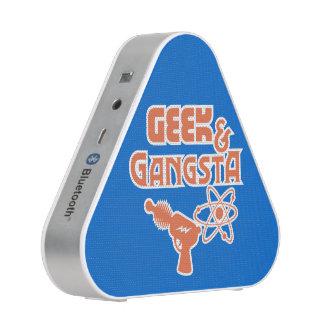 Funny Geek Gangsta Ray Gun