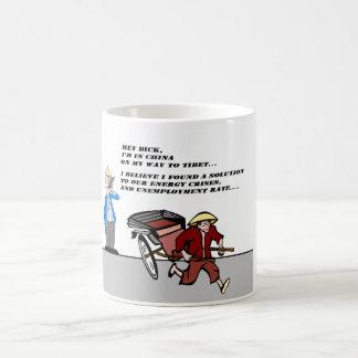 Funny George Bush Mug
