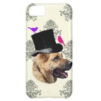Funny German shepherd dog iPhone 5C Case