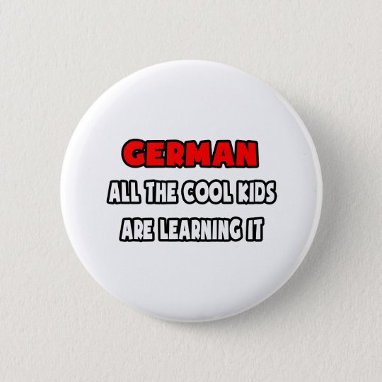 Funny German Teacher Shirts and Gifts 6 Cm