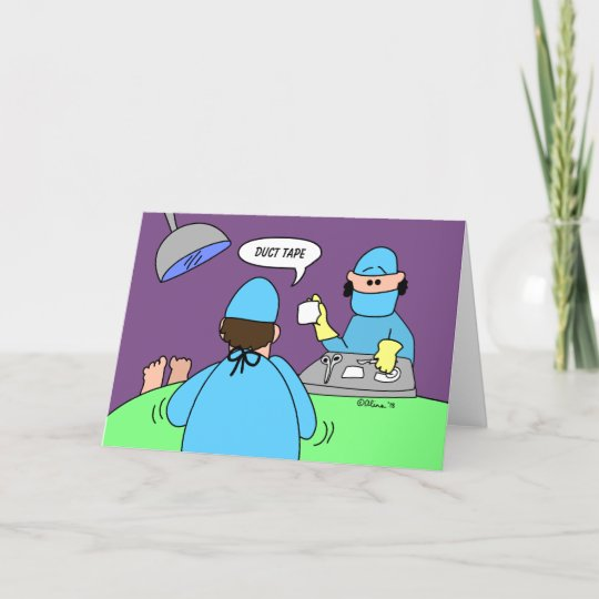 Funny Get Well Card Knee Replacement Hip Surgery