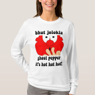 Funny ghost pepper T-Shirt