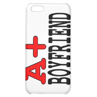 Funny Gifts for Boyfriends : A+ Boyfriend iPhone 5C Cover