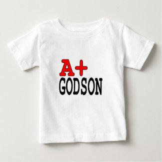 Funny Gifts for Godsons : A+ Godson Shirt